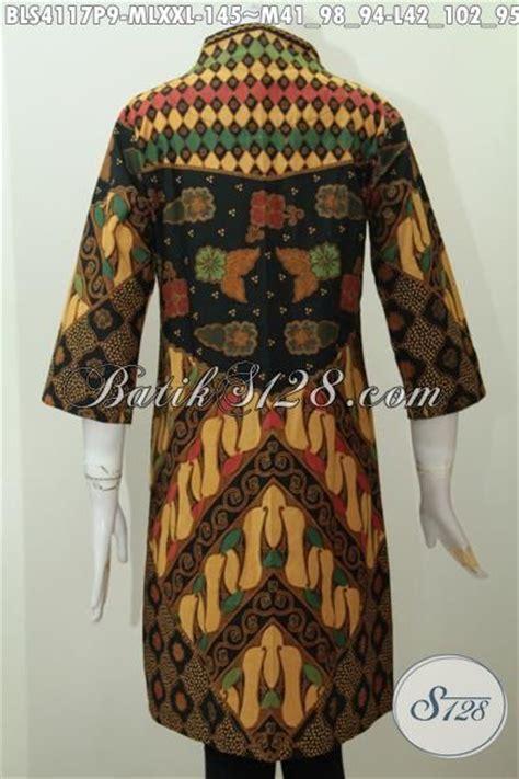 Baju Celana Wanita Stelan Asifa Matahari Baju Blus Istimewa Model Formal Motif Klasik Matahari