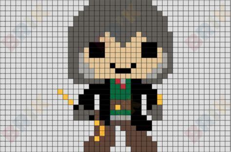 jacob frye pixel art – brik