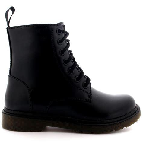 mens chunky retro vintage shoes combat