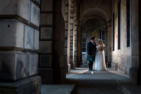 Signet Library Edinburgh Wedding Wedding Photographer