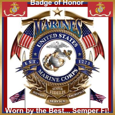 semper fifree us marine corps birthday ecards