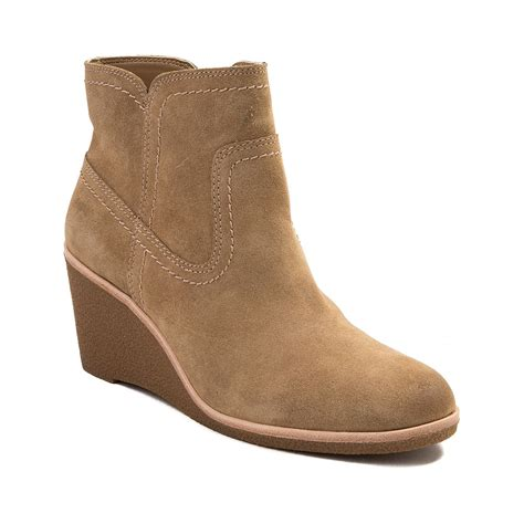 Bsw Wedges Camel 1 womens g h bass rosanne wedge brown 97123852