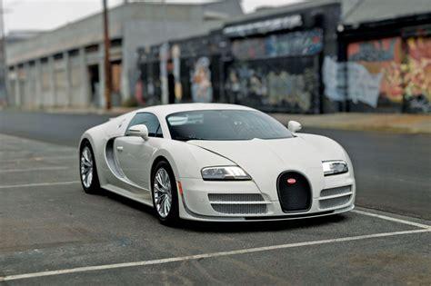 bugatti veyron ss 16 4 sports car market