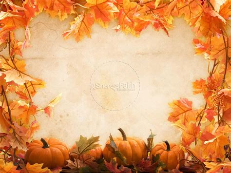 autumn templates free image gallery harvest powerpoint backgrounds