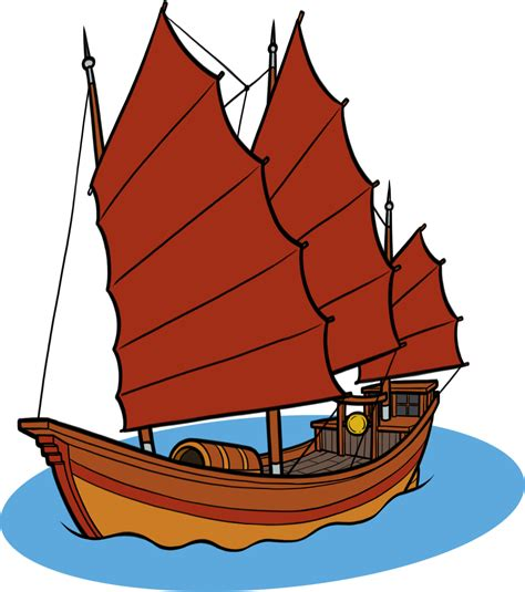 how to draw a chinese junk boat learn some new words fujimini adventure series