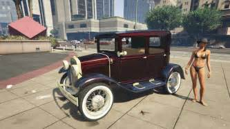 ford a bolt mafia style add on replace gta5 mods