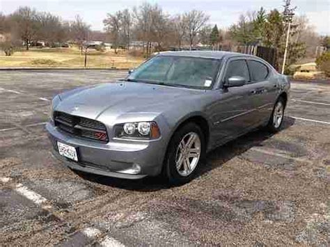 2006 dodge charger sedan sell used 2006 dodge charger r t sedan 4 door 5 7l in