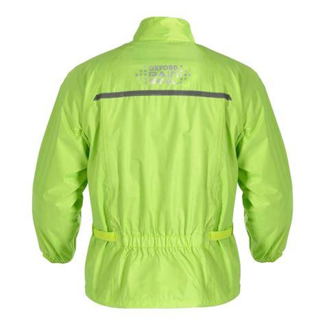 yellow waterproof cycling jacket oxford rainseal all weather motorcycle bike over jacket