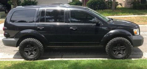 jeep durango blacked out cool thread of the day blacked out 2nd dodge durango