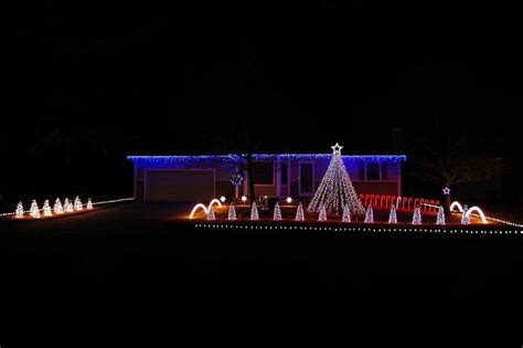 Wichita Area Holiday Light Displays Updated Dec 28 Light Displays Wichita Ks