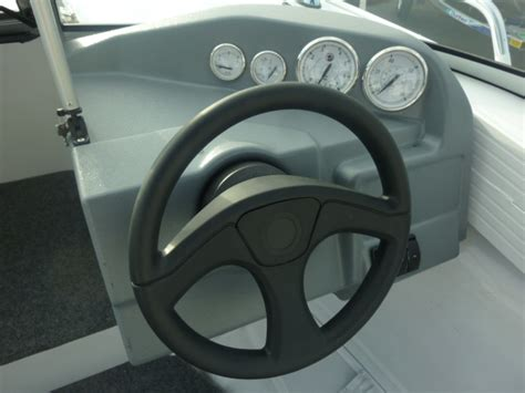 quintrex boat steering wheel quintrex 510 fishabout runabout jv marine melbourne