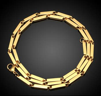 Handmade Gold Chain Designs - gold chain designs 2016 stainless steel handmade