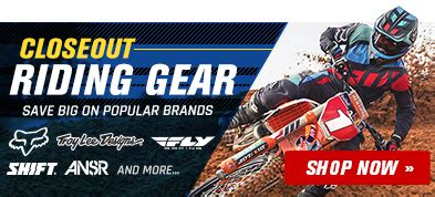 motocross closeout gear atv parts atv tires dirt bike parts motocross gear