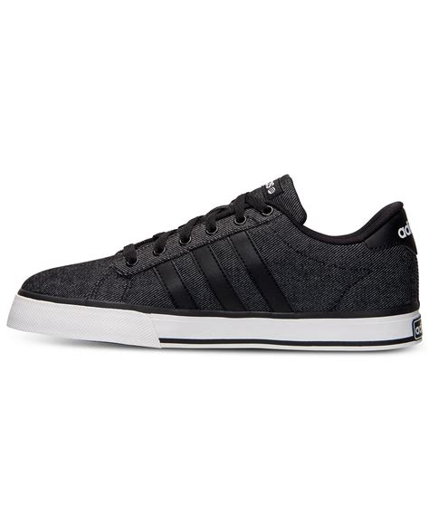 adidas s se daily vulc casual sneakers from finish line adidas macy s 60 adidas
