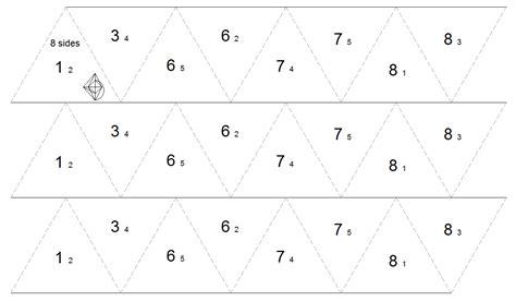 hexa flexagon template bestsellerbookdb