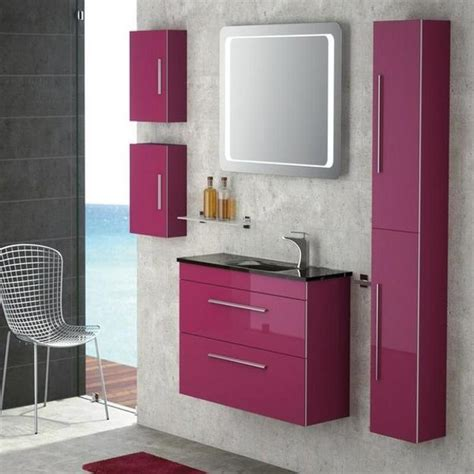 Coloured Bathroom Furniture Modern Bathroom Colors For Stylishly Bright Bathroom Design