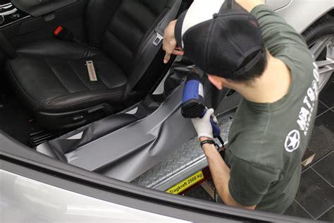 Folie Matt Anthrazit by Car Wrapping Auto Folierung Nato Oliv