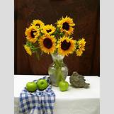 Yellow Flower Painting   540 x 720 jpeg 125kB