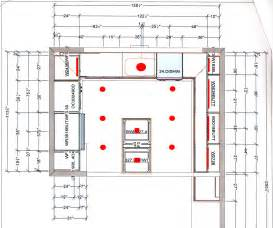How To Design Kitchen Cabinets Layout Kitchen Layout Ideas