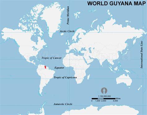 where is guyana on the world map guyana country profile free maps of guyana open source