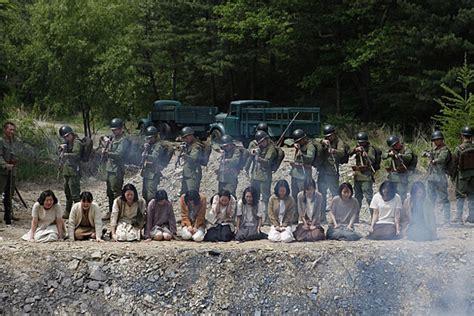 comfort women movie new movie shows plight of comfort women