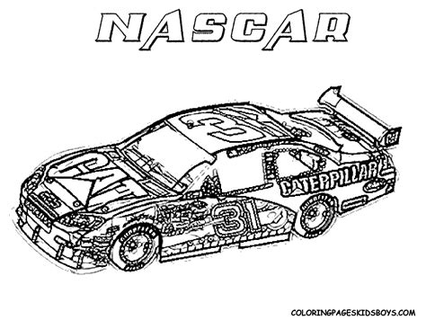 nascar coloring pages free printable nascar coloring pages to download and print for free