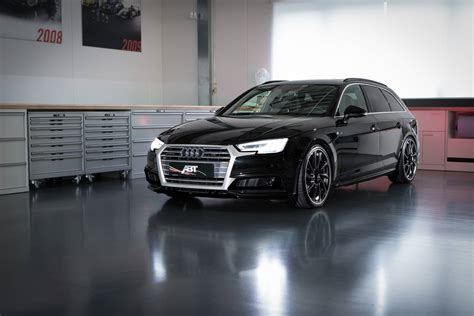 Audi As4 Abt by Official Abt Audi As4 Gtspirit