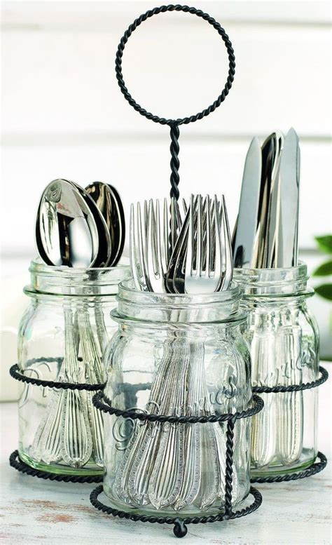 cutlery holder for table 25 best ideas about silverware caddy on