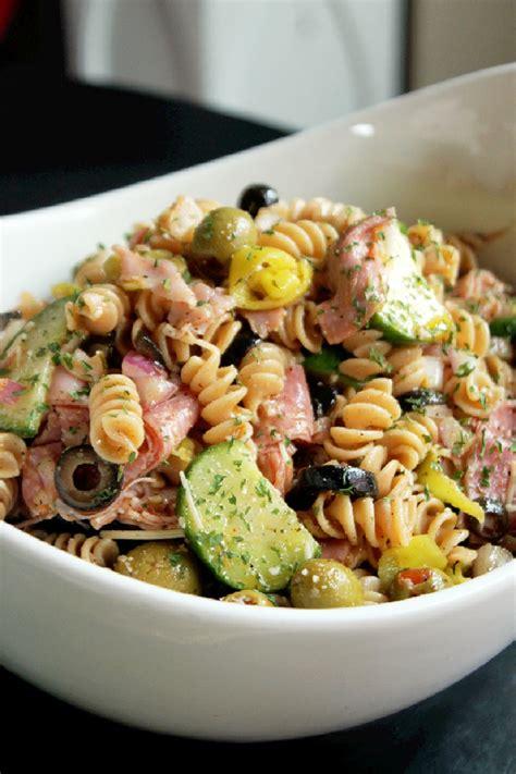 contessa pasta italian pasta salad creole contessa