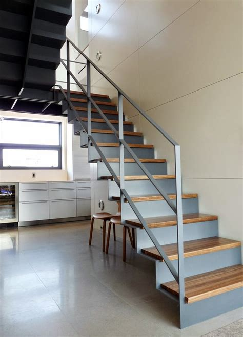 designing stairs metal stairs useful construction information stairs