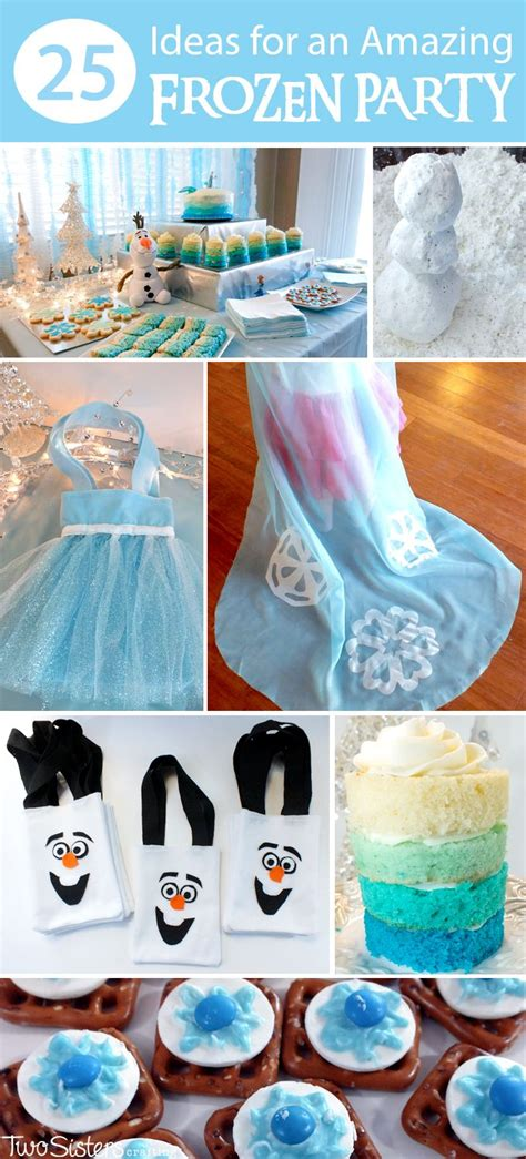 frozen themed party games 25 ideas for an amazing frozen party dessert decoration