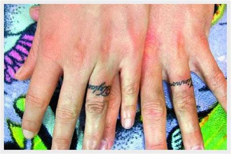 unique finger tattoos 33 attractive finger tattoos for