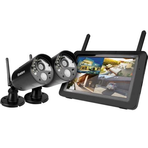 wireless surveillance systems uniden guardian g3720 wireless surveillance system g37