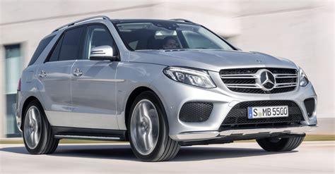 mercedes thailand mercedes gle 500e 4matic in hybrid suv launched