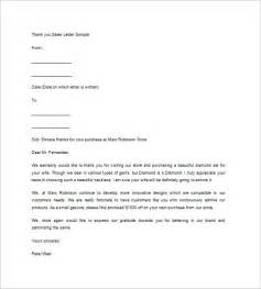 Thank You Letter Client Real Estate real estate thank you letter 8 free sample example format