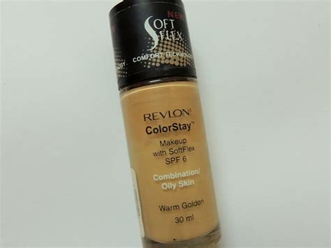 Revlon Liquid Foundation revlon colorstay makeup liquid foundation for combination
