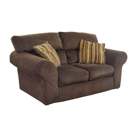 bobs recliners 73 off bob s furniture bob s furniture brown two