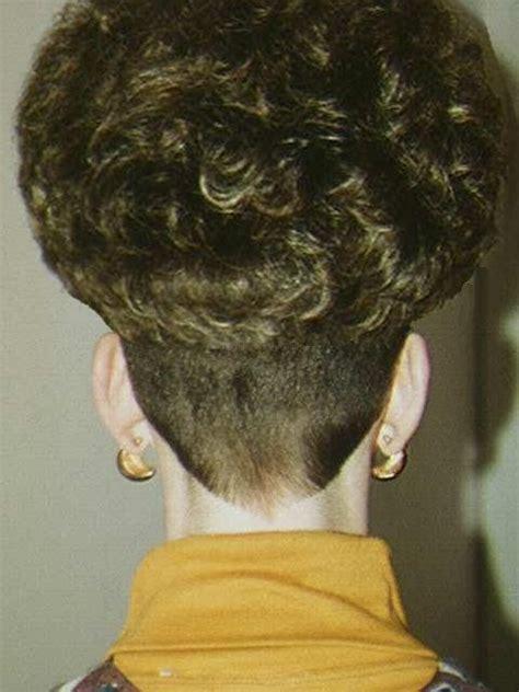 pin  fluffymuffy  short permed teased   curly hair styles short hair styles