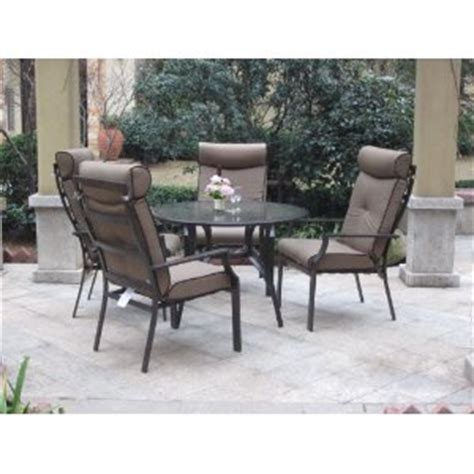 5pc Ravello Outdoor Patio Dining Set On Sale   h