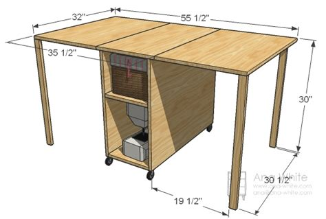 sewing table plans free sewing desk plans pdf woodworking