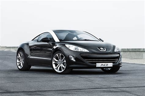 peugeot rcz photos de voitures peugeot rcz photo