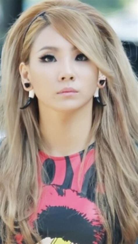 hairstyle doll with cl chae rin cl we it 2ne1 cl and doll