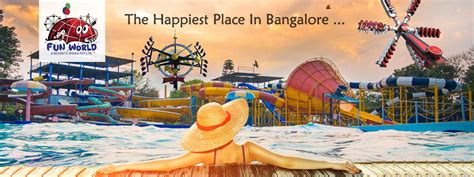 theme park in bangalore best amusement park in bangalore water theme park fun