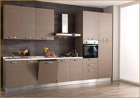 Cucine Componibili Con Elettrodomestici by Cucina Componibile 3 60 Mt Con Elettrodomestici Moderna