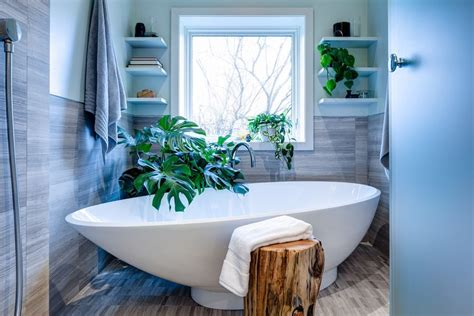 best plants for bathrooms 22 nature bathroom designs decorating ideas design