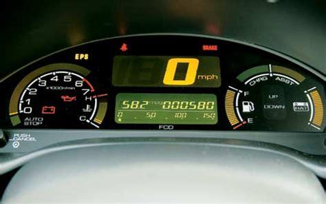 hybrid car comparison: 2004 honda civic hybrid, toyota