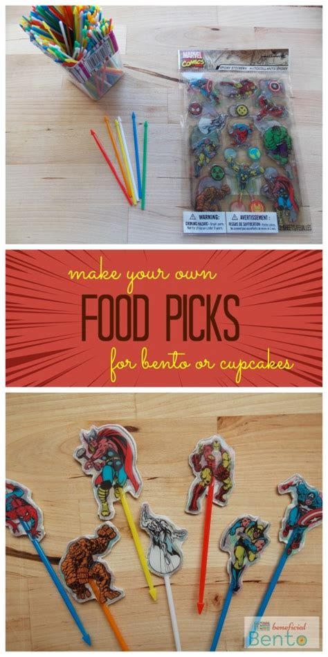make your own food make your own food picks beneficial bento