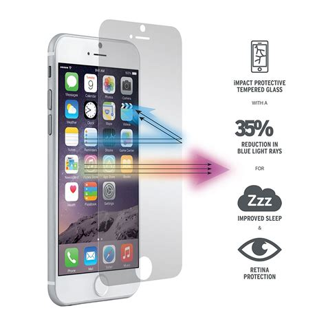 Belakang Iphone 6 4 7 6g 6s Anti Glare Gores Minyak Pro Screen 905188 iphone 6 plus 6s plustempered glass screen protector