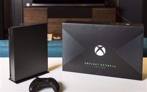 ebay xbox one x scorpio luce verde per xbox one x e la limited project scorpio