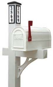 solar mailbox light brightlight solutions solar mail mailbox and post